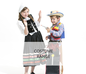 View our costume range